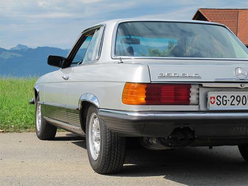 mercedes benz 350 slc coupe w107 silber 1977 1200x900 0005 6