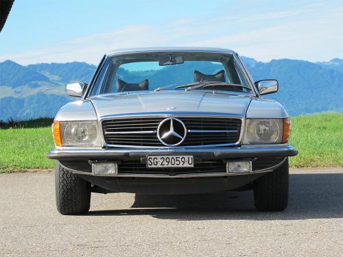 mercedes benz 450 slc coupe silber 1978 1200x900 0003 4