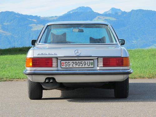 mercedes benz 450 slc coupe silber 1978 1200x900 0005 6