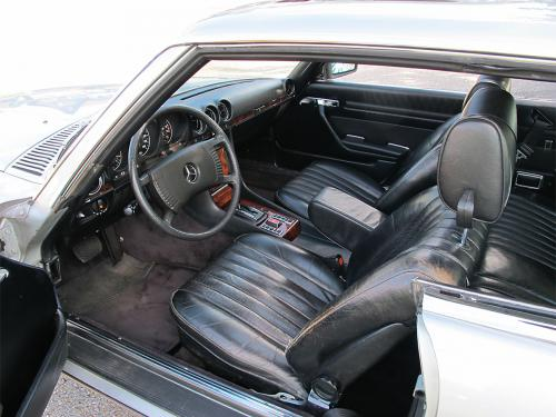 mercedes benz 450 slc coupe silber 1978 1200x900 0007 8