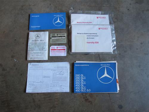 mercedes benz 450 slc coupe silber 1978 1200x900 0010 11