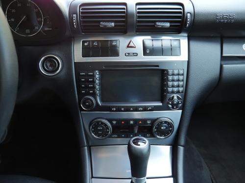 mercedes benz c350 v6 kombi schwarz schwarz 2007 0007 8
