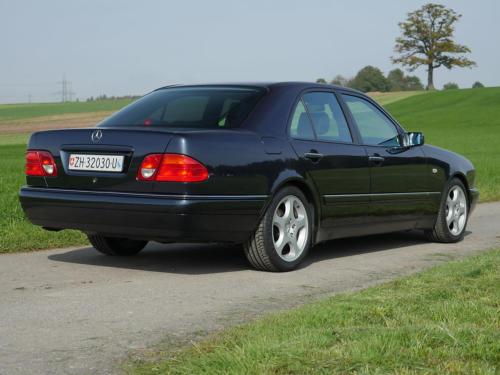 mercedes benz e 430 avantgarde schwarz 1998 0005 6