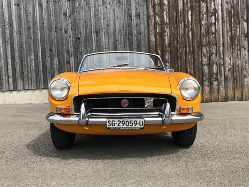 mg b cabriolet dunkelgelb 1972 0003 4