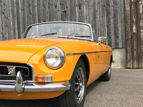 mg b cabriolet dunkelgelb 1972 0004 5