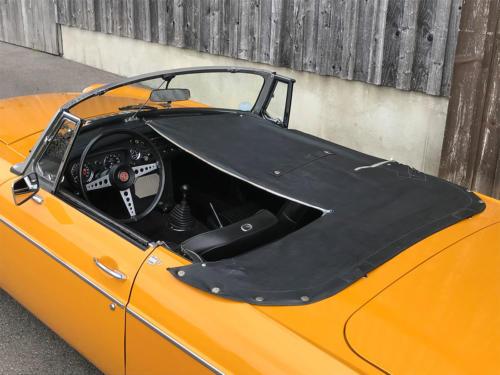 mg b cabriolet dunkelgelb 1972 0009 10