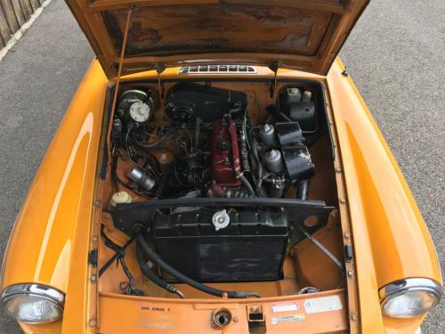 mg b cabriolet dunkelgelb 1972 0014 15