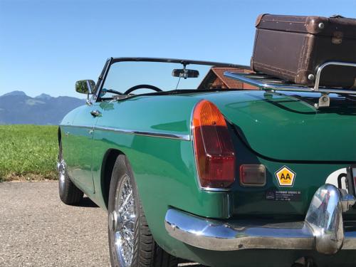 mg b roadster dunkelgruen 1972 0008 9