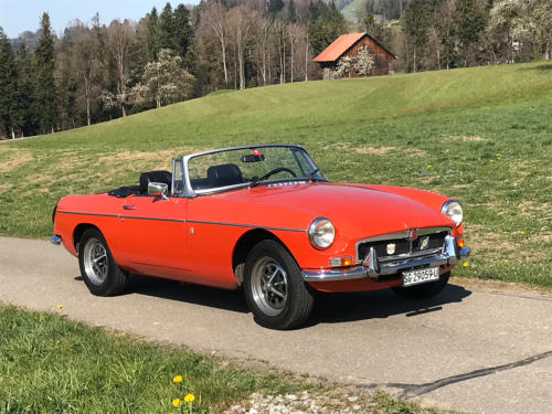 mg mgb cabriolet orange 1974 0001 2