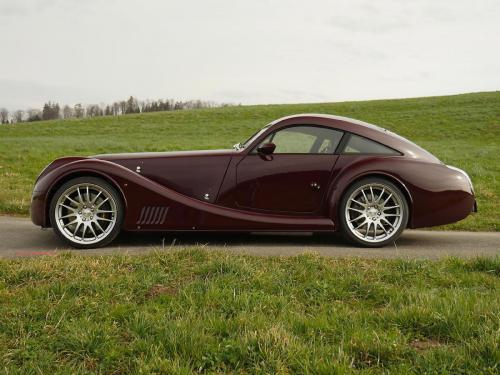 morgan aeromax 4.8 v8 burgundy 2010 0 0000 1