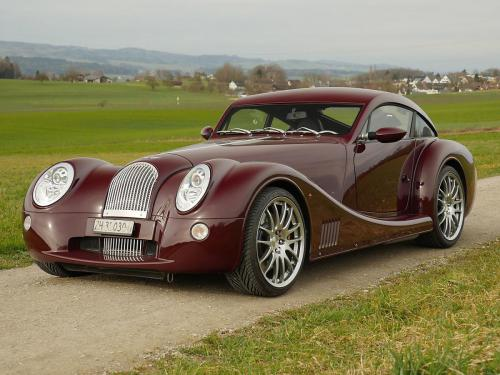 morgan aeromax 4.8 v8 burgundy 2010 0 0001 2