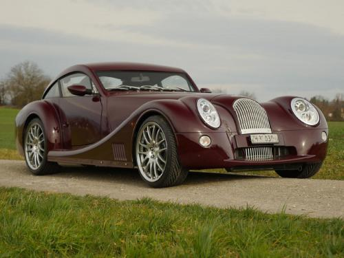 morgan aeromax 4.8 v8 burgundy 2010 0 0002 3