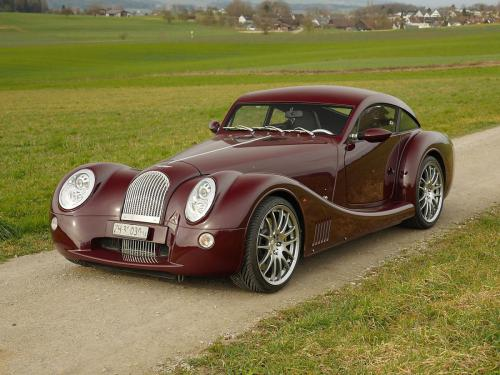 morgan aeromax 4.8 v8 burgundy 2010 0 0003 4