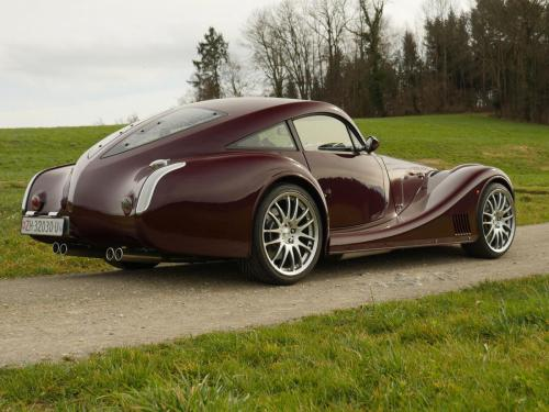 morgan aeromax 4.8 v8 burgundy 2010 0 0004 5