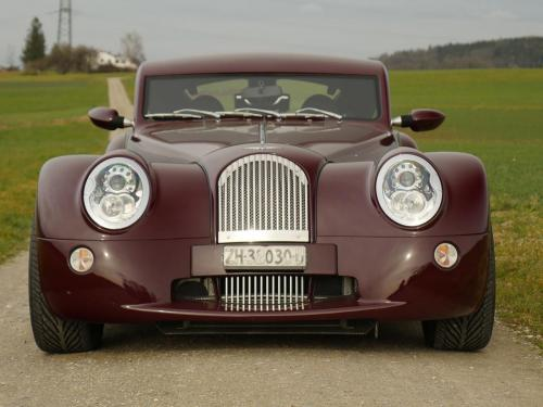 morgan aeromax 4.8 v8 burgundy 2010 0 0005 6