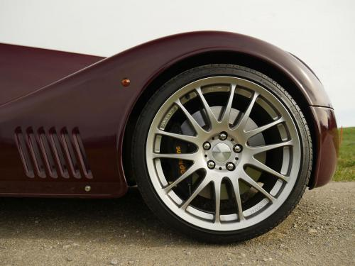 morgan aeromax 4.8 v8 burgundy 2010 0 0011 12