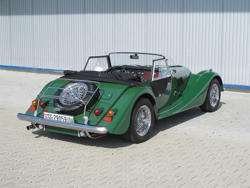 morgan plus 8 roadster 4-0 litre darkgreen 1992 1200x900 0003 4