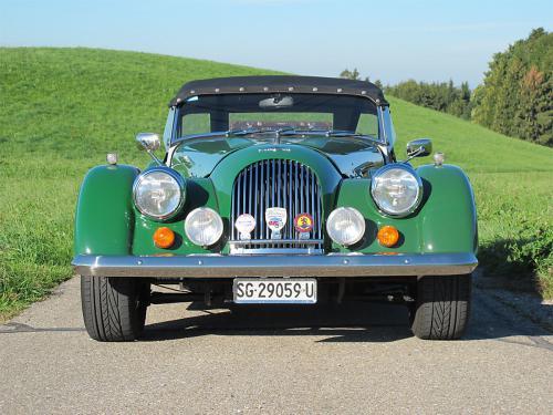 morgan plus 8 roadster 4-0 litre darkgreen 1992 1200x900 0005 6