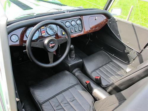 morgan plus 8 roadster 4-0 litre darkgreen 1992 1200x900 0006 7