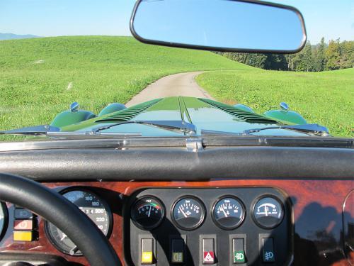 morgan plus 8 roadster 4-0 litre darkgreen 1992 1200x900 0007 8