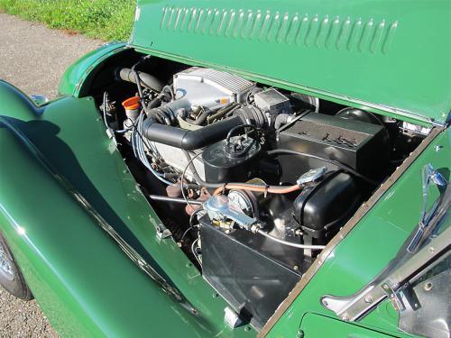 morgan plus 8 roadster 4-0 litre darkgreen 1992 1200x900 0008 9
