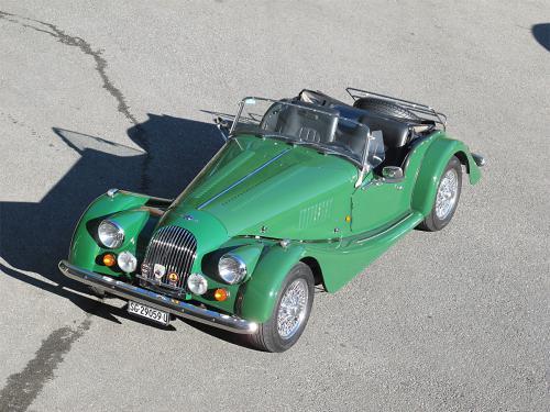 morgan plus 8 roadster 4-0 litre darkgreen 1992 1200x900 0010 11
