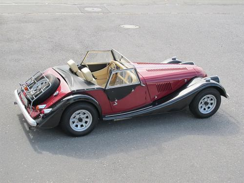 morgan plus 8 rot schwarz 1982 1200x900 0009 10