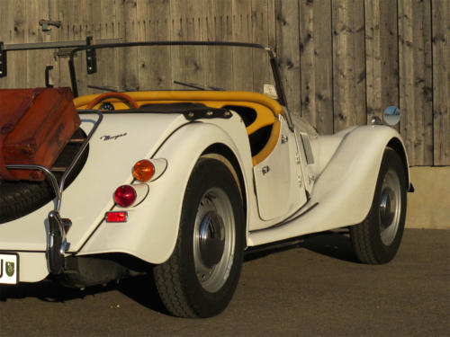 morgan roadster plus 4 weiss 1977 0007 Ebene 8