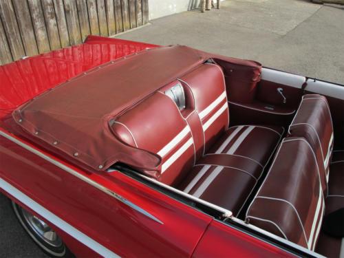 pontiac catalina v8 cabrio 389cui rot 1963 0008 9