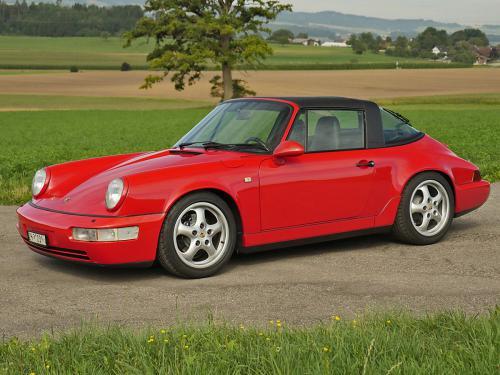porsche 911 964 carrera 4 targa rot 1991 1200x900 0001 2