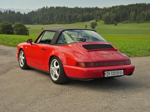 porsche 911 964 carrera 4 targa rot 1991 1200x900 0004 5