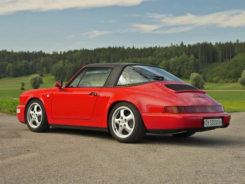 porsche 911 964 carrera 4 targa rot 1991 1200x900 0005 6