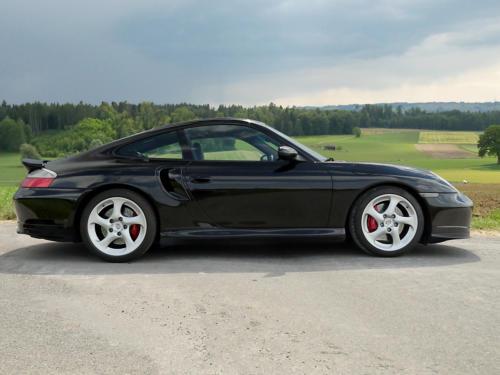 porsche 911 996 turbo automatic schwarz schwarz 2002 0003 4