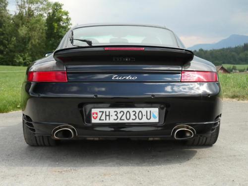 porsche 911 996 turbo automatic schwarz schwarz 2002 0005 6
