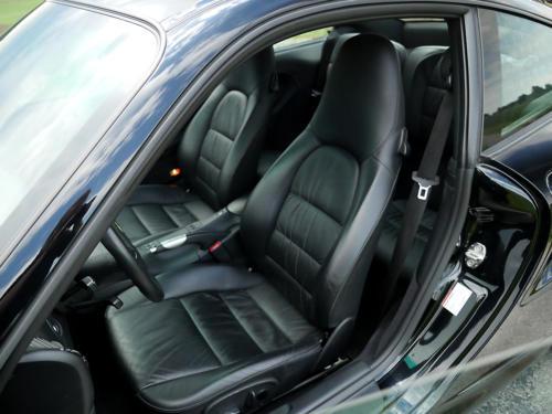 porsche 911 996 turbo automatic schwarz schwarz 2002 0008 9