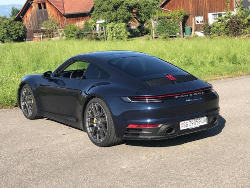 porsche 911 carrera s 992 dunkelblau 2019 0003 4