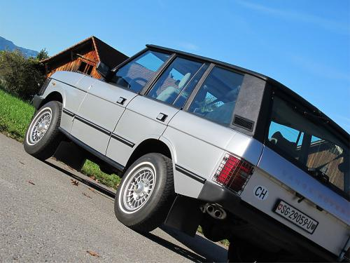 range rover 3-5 injection classic silber 1986 1200x900 0005 6