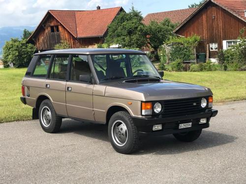 range rover classic 3-5 injection braun metallic 1986 0001 2
