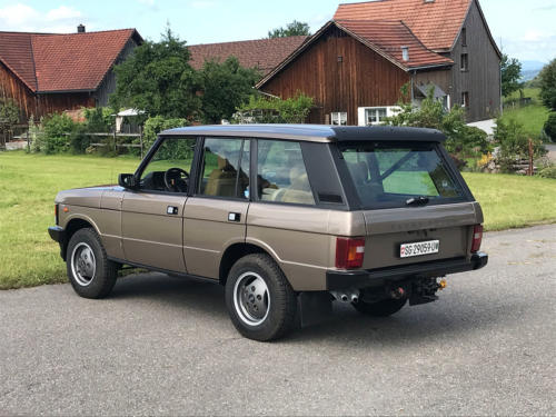 range rover classic 3-5 injection braun metallic 1986 0002 3
