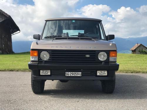 range rover classic 3-5 injection braun metallic 1986 0003 4