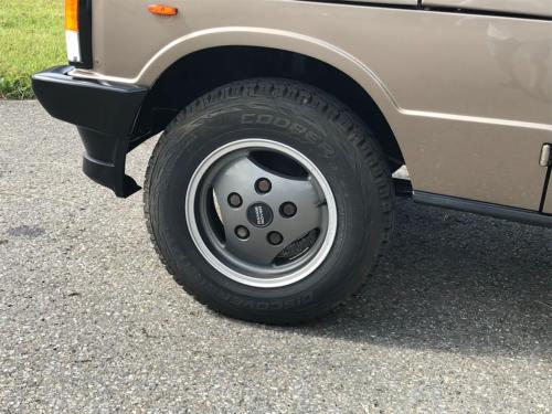 range rover classic 3-5 injection braun metallic 1986 0013 14