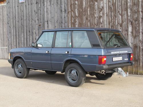 range rover classic 3.5 manual blau 1992 0002 3