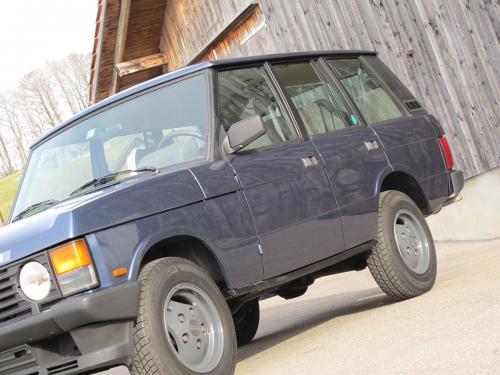 range rover classic 3.5 manual blau 1992 0004 5