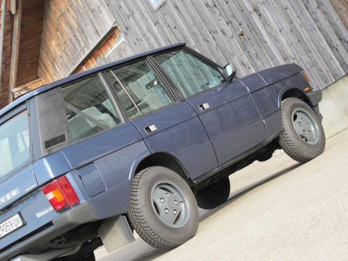 range rover classic 3.5 manual blau 1992 0005 6