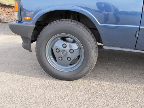 range rover classic 3.5 manual blau 1992 0008 9