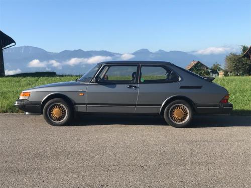saab 900 s turbo coupe grau 1992 0000 Ebene 15