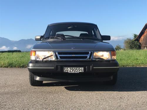 saab 900 s turbo coupe grau 1992 0004 Ebene 11