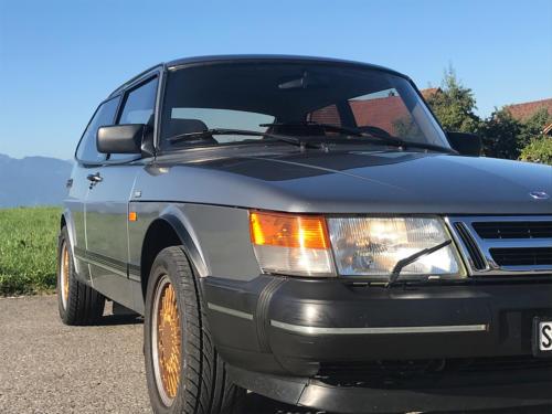 saab 900 s turbo coupe grau 1992 0005 Ebene 10