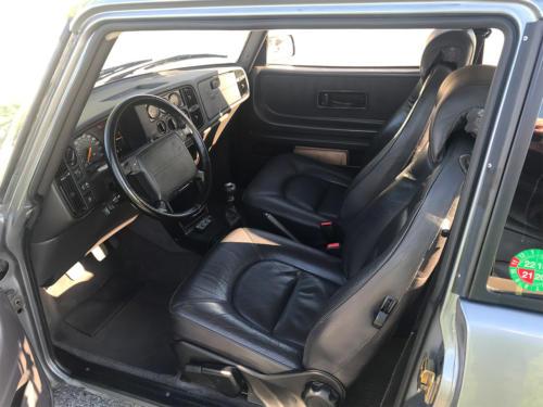 saab 900 s turbo coupe grau 1992 0010 Ebene 5