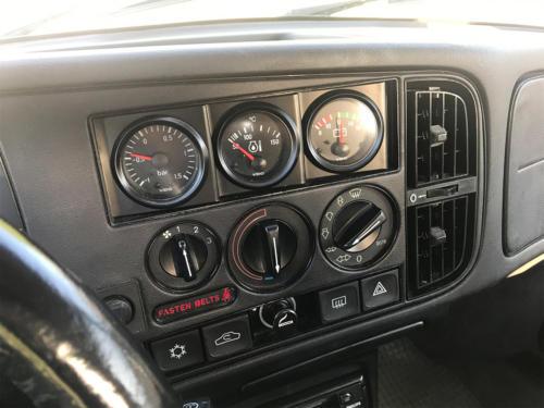 saab 900 s turbo coupe grau 1992 0011 Ebene 4